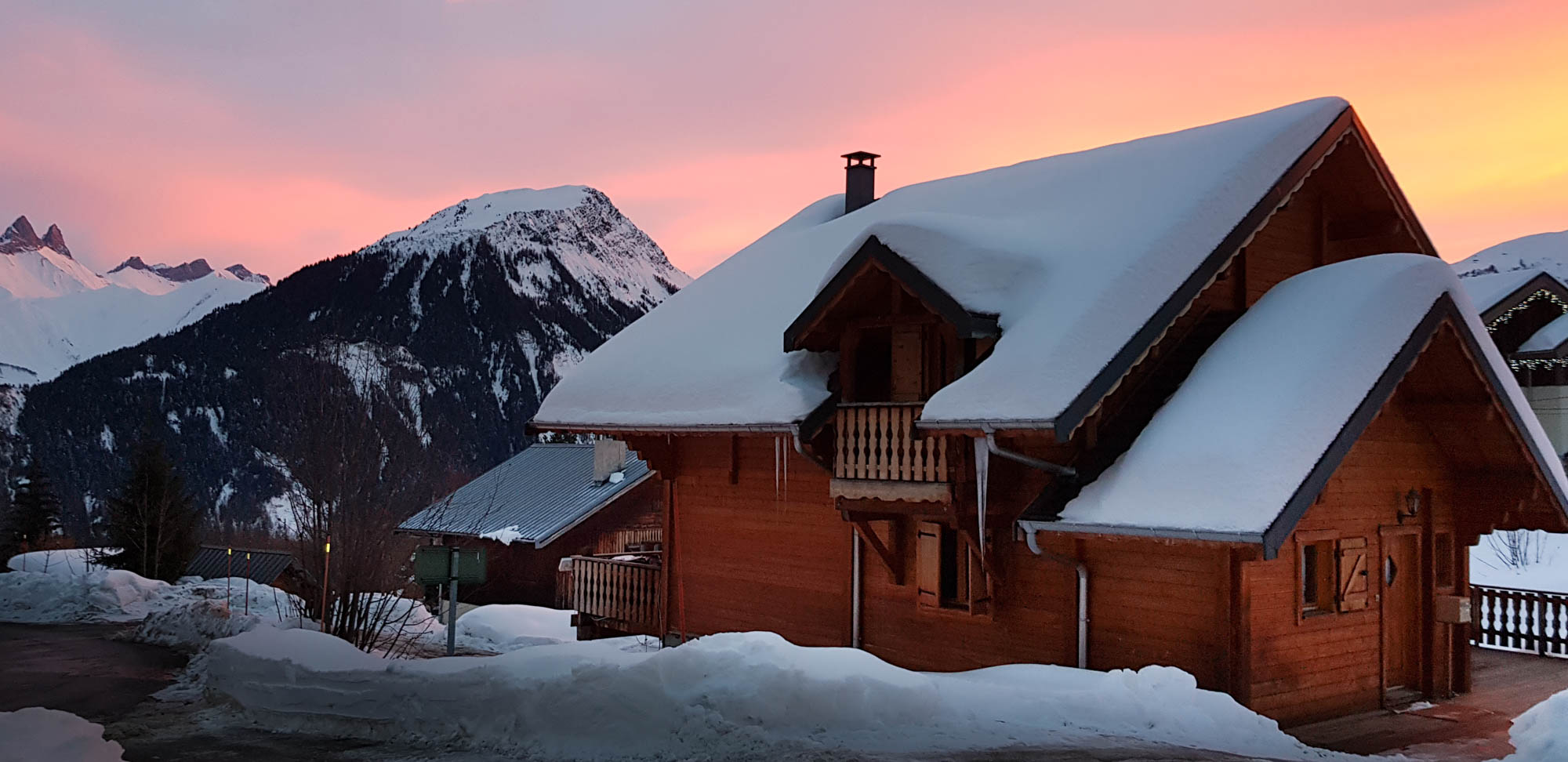 """""""Le pastel des Alpes"""""""